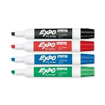 Sanford Dry-erase Markers, Chisel Point, Nontoxic, Assorted