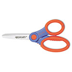 "Acme Westcott® 5"" Kids Anti Microbial Soft Handle Scissor with Microban Protection - Blunt"