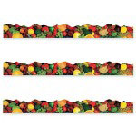 Trend Enterprises Fruit Themed Trimmer, 12 Panels, 39'' Long