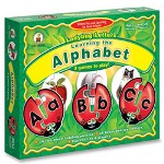 Carson Dellosa Publishing Company Learning the Alphabet Ladybug Letters Game