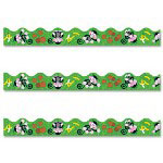 Trend Enterprises Monkey Themed Trimmer, 12 Panels, 39'' Long