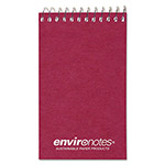 "Roaring Spring Paper Memo Book, Wirebound, Narrow Ruled, 3""x5"", Assorted"