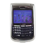 "Saunders Hardcase, for Blackberry 8700, 2-3/4"" x 1"" x 4-1/2"" Aluminum"