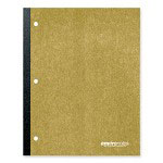 Roaring Spring Paper Notebook, Wireless, Perforated, College Ruled, 3HP, 70 Sheets