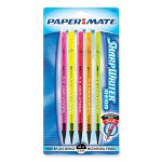 Papermate® Mechanical Pencil, Twist Tip, 0.7mm Point, 5/PK, Assorted