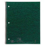 "Roaring Spring Paper Wirebound Notebook, College Ruled, 100/Shts ,11""x9"", Asst"