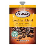 Mars Flavia Breakfast Blend Coffee, Light Roast, .23 oz., 100/CT