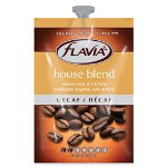 Mars Flavia House Blend Decaf Coffee, Medium Roast, .25 oz., 100/CT