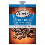 Mars Flavia French Roast Decaf, Dark Roast, .25 oz., 100/CT