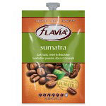 Mars Flavia Sumatra Coffee, Dark Roast, .30 oz., 100/CT