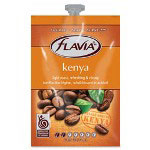 Mars Flavia Kenya Coffee, Light Roast, .25 oz., 100/CT