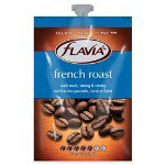 Mars Flavia French Roast Coffee, Dark Roast, .25 oz., 100/CT