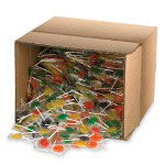 Marjack Lollipops, Individually Wrapped, 1360/CT, Assorted