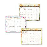 "Day Runner Monthly Wall Calendar, 12-Mth, Jan-Dec, 15"" x 12"" Assorted"