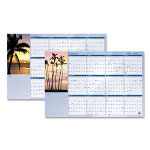 "At-A-Glance Visual Organizer A555B Yearly Planner - 36"" x 24"""