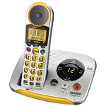 Uniden Big Button Cordless Phone and Digital Answering System