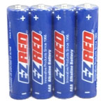 E-Z Red 24 AAA Alkaline Battery (6 four packs)