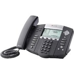 Polycom SoundPoint IP 560 VoIP Phone SIP