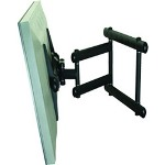 "Premier Mounts Swingout Arm AM3 - Mounting Kit (Wall Mount, Swing Arm) For LCD / Plasma Panel - Black - Screen Size: 40"" - 61"""
