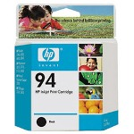 HP 94 Print Cartrid1 x Black 450 Pages