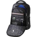 HP RR317AA Deluxe Nylon Backpack - Notebook Carrying Backpack