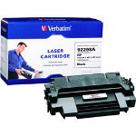 Verbatim Premium EP-E Toner Cartridge (Replaces HP 92298A) - 1 x Black - 7800 Pages