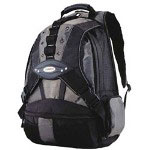 Mobile Edge MEBPP2 Premium Backpack - Notebook Carrying Backpack - Black, Silver