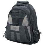 Tripp Lite NB1008BK Super Notebook Carrying Backpack - Gray, Black