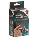 Falcon Safety Smart Phone Cleaning Kit, Black And Silver