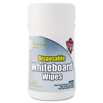 Falcon Safety Disposable White Board Wipes