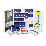 First Aid Only Large First Aid Kit, 226 Pieces, OSHA Compliant, Plastic Case