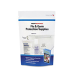 First Aid Only Flu-Germ Protection Kit, 5 Pieces