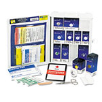 First Aid Only Medium First Aid Kit, 135 Pieces, OSHA Compliant, Metal Case