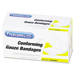 "Physicians Care First Aid Conforming Gauze Bandage, 2"" wide, 2 Rolls/Box"