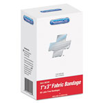 "Physicians Care XPRESS First Aid Kit Refill, Bandages, 1"" x 3"" Fabric, 50/Box"