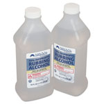 Physicians Care First Aid Kit Rubbing Alcohol, Isopropyl Alcohol, 16 oz Bottle