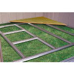Arrow Foundation Kit for 4'x7' & 4'x10' Storage Sheds