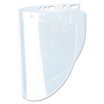 Honeywell High Performance Face Shield Window, Wide Vision, Propionate, Clear