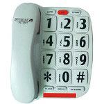 Future-Call Future CAllBig Button Speakerphone w/ 40dB Handset