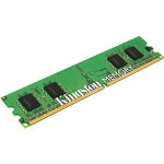 Kingston Kingston ValueRAM - 2 GB Memory, DIMM 240-pin, DDR II, 400 MHz - CL3 - 1.8 V - Registered - ECC