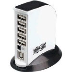Tripp Lite 7-Port USB 2.0 Hub - Hub - 7 Ports - Hi-Speed USB