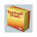 "Dixie T6 Tissue-Pac Dry Wax Interfolded Bakery Tissue, 6"" x 10.75"""