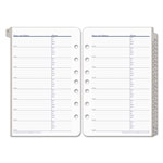 Franklin Covey A-Z Tabbed Address/Phone Pages, 5 1/2 x 8 1/2