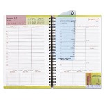 "Franklin Covey Her Point of View Weekly Planner Refill, 2 Pages per Week, 5 1/2"" x 8 1/2"""