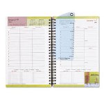 At-A-Glance Her Point Of View Wirebound Weekly Planner Refill, 5-1/2 x 8-1/2