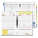 Franklin Covey Her Point Of View Wirebound Weekly Planner Refill, 5-1/2 x 8-1/2