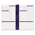 Franklin Covey Monticello Dated One-Page-per-Day Planner Refill, 5-1/2 x 8-1/2, 2016