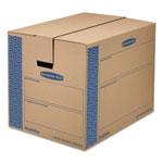 SmoothMove™ Moving Box, Extra Strength, Large, 18w x 24d x 18h, Kraft, FastFold