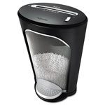 "Fellowes 3011001 Shredder, Confetti Cut, Shreds to 5/32""x1-3/8"",11 Sheets Per Pass"