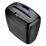 Fellowes Cross-cut Shredder, 3 Gallon Capacity, Black